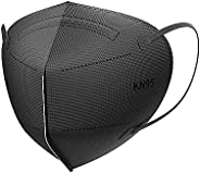 HIWUP Pack of 100 Black