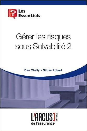 Livre gratuits Gérer les risques sous solvabilité 2 pdf, epub ebook