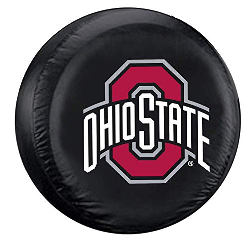 (Ties Dad 28 Ncaa Cars Gauge Three Ny Time Covers All Jeep Wrangler Coversize Campers Tire 29inch Spate Spare For Cober Pare Vinyl Print Soare Men Outside Shows Up 27 Add Osu Ans Buckeyes Covr State)