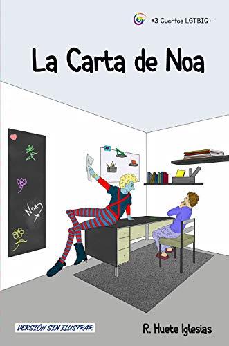 Amazon.com: LA CARTA DE NOA: TRANSEXUALIDAD INFANTIL - Un ...