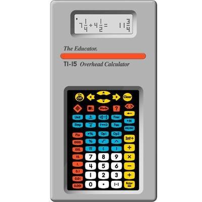 Stokes Publishing TI-15 Overhead Calculator