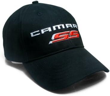 Chevrolet Camaro Ss Schwarz Baseball Cap Auto