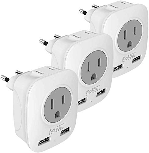 European Adapter Outlets Germany Iceland product image
