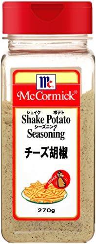 ユウキ MC ポテトシーズニング チーズ胡椒 270g