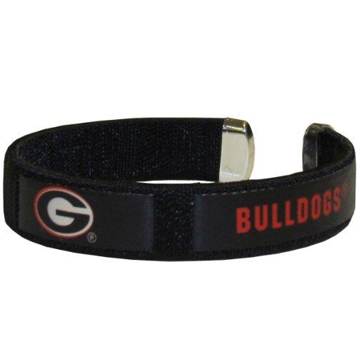 Bracelets College - Siskiyou NCAA Georgia Bulldogs Fan Band Bracelet