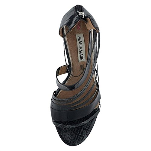 Maria Maria Mare Nero Sandali Nero Sandali Mare Donna Maria Donna xX5TEZq