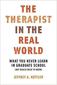 Therapist Real World Graduate Professional