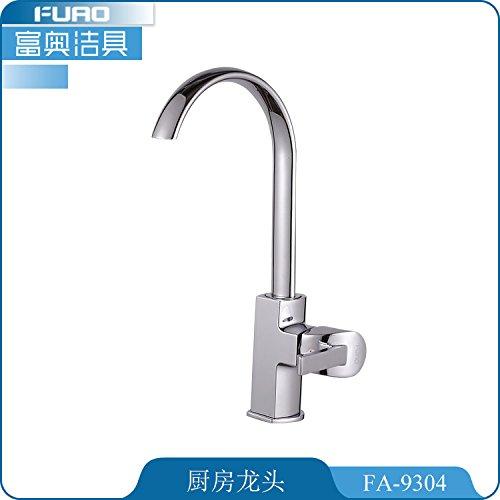 Ddlli Badarmaturen Für Küchenspülen Wasserhahn Duscharmatur F6Sink Wasserhahn Heiß Und Kalt Kupfer Küchenspüle Kitchen Sink Wasserhahn, Könnte Entwickelt werden