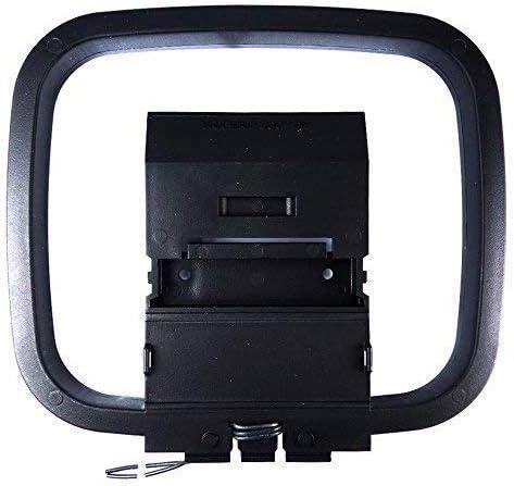 Original Sony AM/ MW/ LW Aro Antena para HCD-CBX3 (2 Hilos)