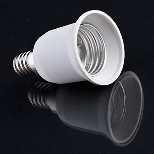 HoganeyVan E14 a E27 Portal/ámparas Portal/ámparas profesional Portal/ámparas duradero Inicio Adaptador de luz port/átil Accesorios de luz