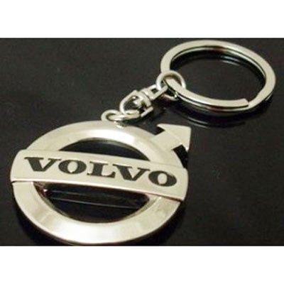 Key Dimensional 3 - Volvo Logo Three-dimensional Keychain