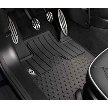 Amazoncom Mini Cooper 51 47 2 243 906 Floor Mats All Weat Automotive