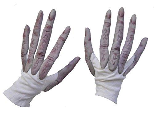 (Morris Costumes 1020Gbs Accessories & Makeup/Accessories Alien Hands For)