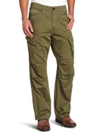 G-Star Raw Men's Aero Rovic Loose Pant, Sage, 31x34