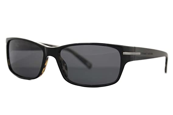11f631c5f57 Image Unavailable. Image not available for. Color  Tommy Bahama Sunglasses  TB535SP 001 Black Tortoise Grey Polarized ...