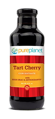 PURE PLANET Montmorency Tart Cherry, 16 Fluid Ounce
