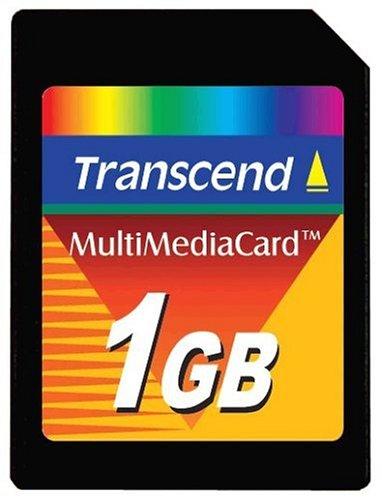 Transcend - Tarjeta de Memoria MMD de 1 GB: Amazon.es ...