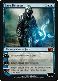 Magic: the Gathering - Jace Beleren - Magic 2010