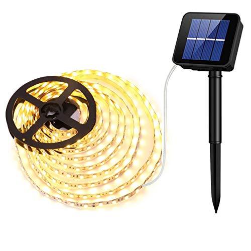 Outdoor Solar Led Strip Lighting in US - 6