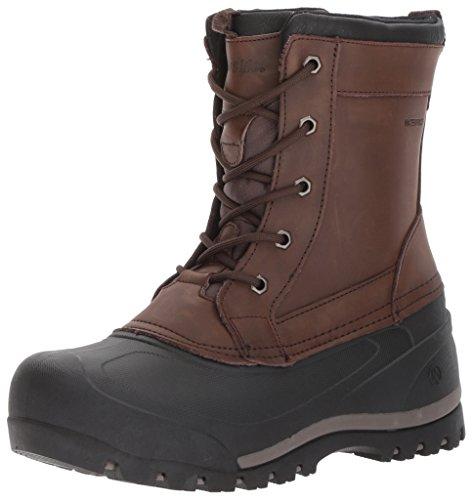 Chocolate Waterproof Insulated Cornice Boot Cold Weather Men's Northside gqEP0U