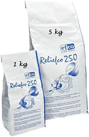 1/Kilo Gips Abdruckset Reliefco 250