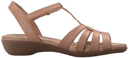 Naturalizer Women's Nanci Flat Sandal Beige discount pre order discounts sale online cheap sale looking for XOmDam