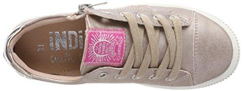 Indigo Schuhe 432 122, Zapatillas Para Niñas Blau (Lt Pink)