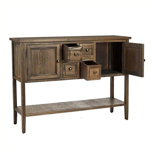 Safavieh American Homes Collection Charlotte Medium Oak Sideboard