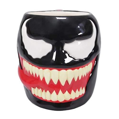 - Marvel Shaped Mug Venom Half Moon Calici Tazze