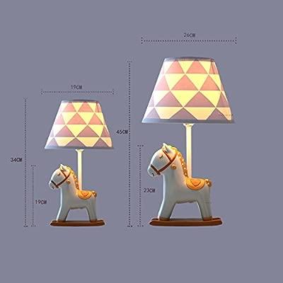 Dongyd Lámpara de escritorio Habitación para niños Dibujos ...