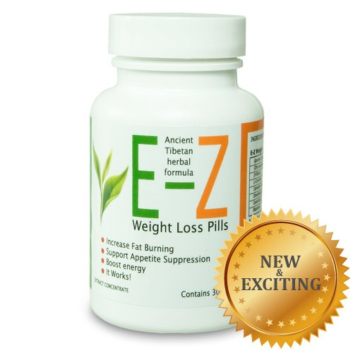 Easy E-Z Weight Loss Pills One Pill a Day Effective Weight Loss Energy Pills