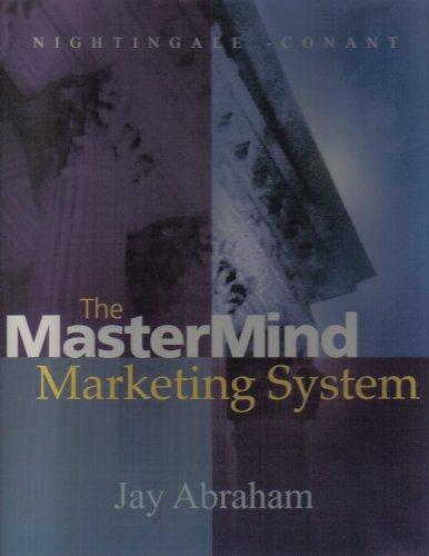 Download The MasterMind Marketing System pdf