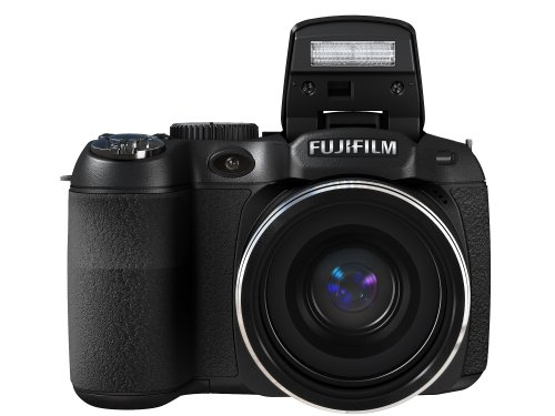 Fujifilm FinePix S2800HD 14 MP Digital Camera with 18x Wide Optical Zoom and 3.0-Inch - Camcorder Movie Pix