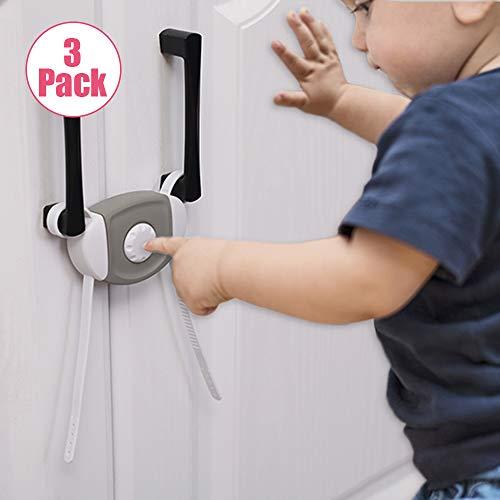 double door baby lock - 3
