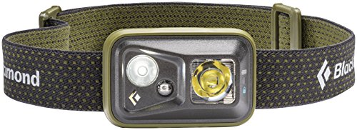Black Diamond Spot Headlamp, Dark Olive, One Size ()
