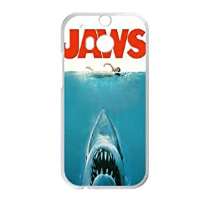 WAGT Jaws Blu Ray Cell Phone Case for HTC One M8