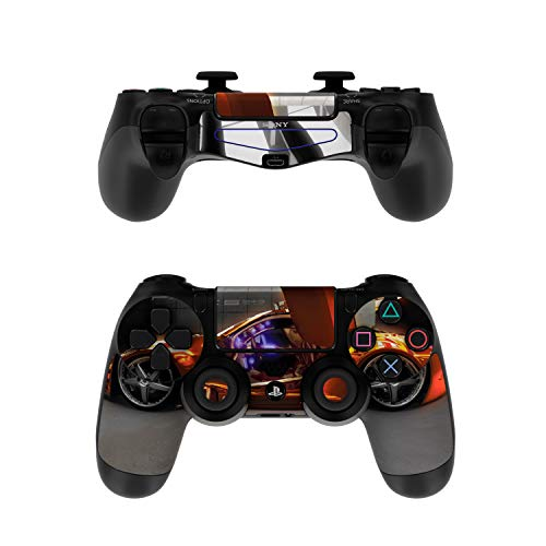 Z33 Light Decalgirl Skin Sticker Wrap Compatible with Sony PS4 Controller (Controller NOT Included) -