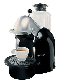 Nespresso C190S Concept Espresso Machine, Black and Silver