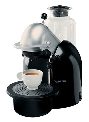 Amazon.com: Nespresso C190S Concept Espresso Machine, Black and Silver: Single Serve Brewing Machines: Kitchen & Dining