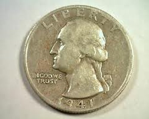 1941 Mint - ** MINT ERROR ** 1941-S Washington Quarter -- Scarce