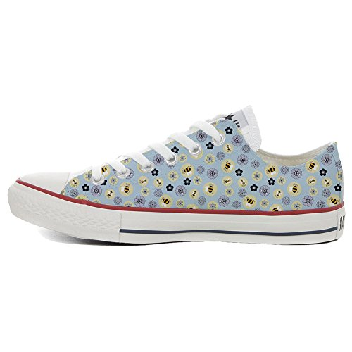 Slim Star All Personalisierte Fiori Handwerk Make Customized Converse Shoes Schuhe Schuhe Your Api amp; TqXwxa6g
