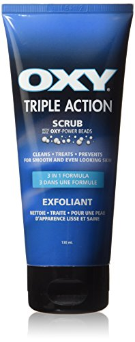Oxy Triple Action Scrub (Triple Cream Cleansing Action)