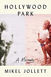 Book Cover: Hollywood Park: A Memoir