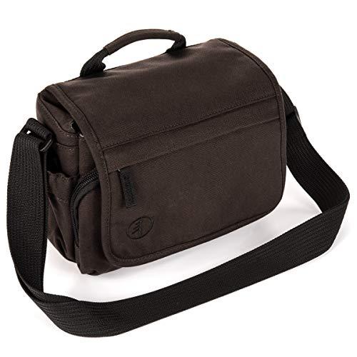 Tamrac Apache 2.2 Shoulder Bag for DSLR and Mirrorless Cameras, Small Camera Bag
