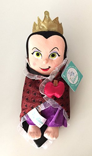 Disney Parks Snow White Baby Wicked Queen in a Blanket Plush Doll NEW