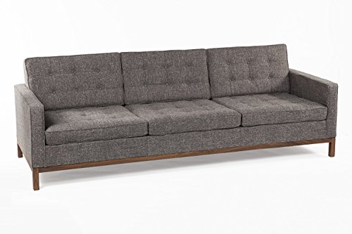 Control Brand The Dexter Sofa, Black