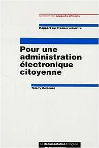 Vers administration citoyenne par Premier ministre France