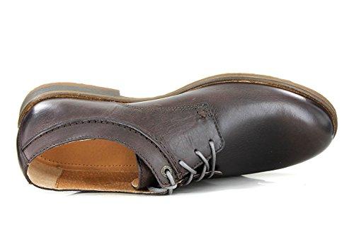 Chaussures Marron Bout Ouvert Kickers Formels Pour Les Enfants waGxUrc4kA