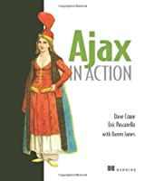 Ajax in Action Front Cover