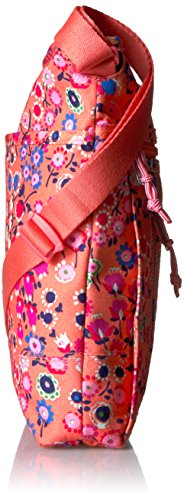 Lighten Coral Bradley21582 Up Donna Travel Ready Vera Meadow A Tracolla qRHfwn4